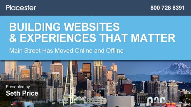 [Conference] Building Websites That Matter - Agent Reboot Seattle, WA 2013