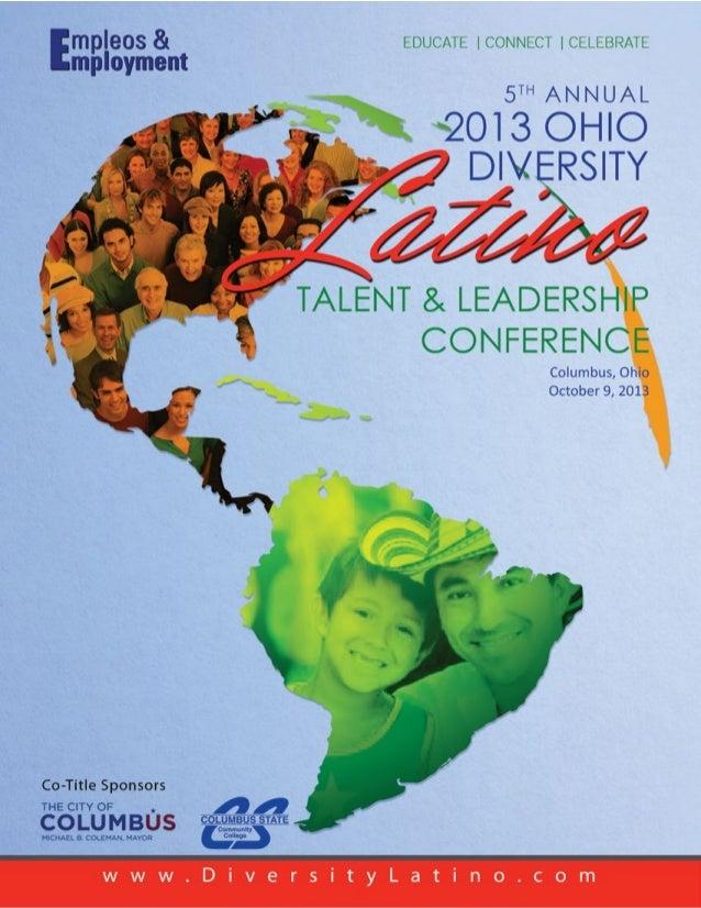 5th Annual Ohio Latino Conference (Agenda, Workshops, Keynote)