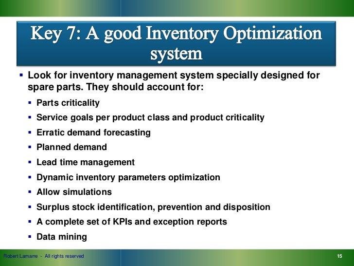 Keys To Maximizing Profits And Equipment Uptime Through