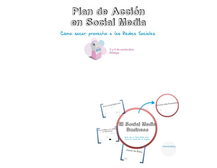 Plan de Acción en Social Media (Congreso 100 % Social Media)