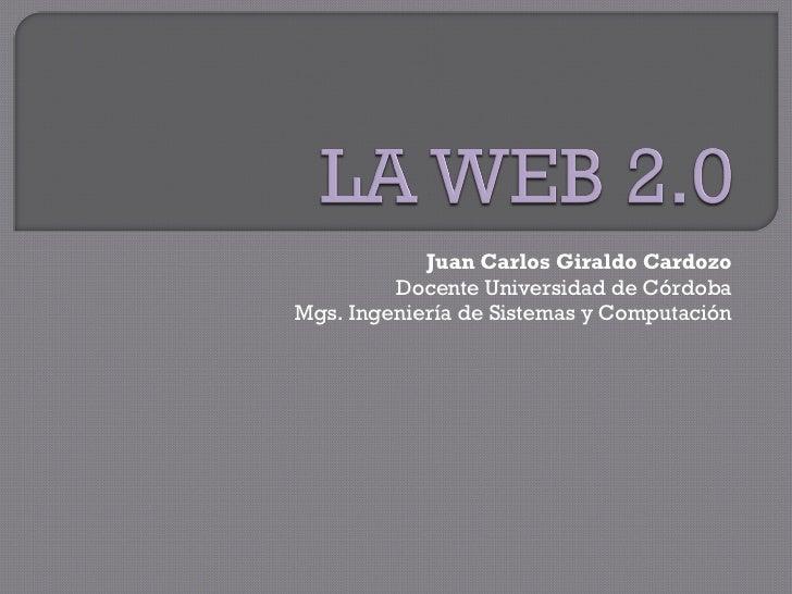 Conferencia sobre la Web 2.0