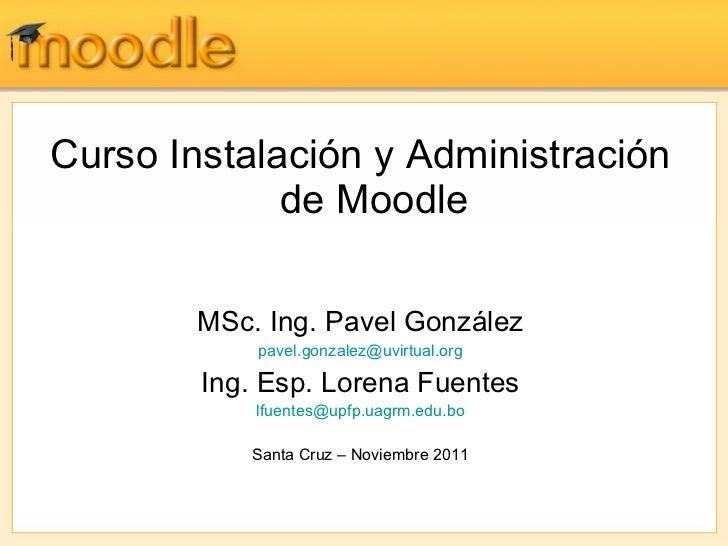 Conferencia 1 introducción moodle