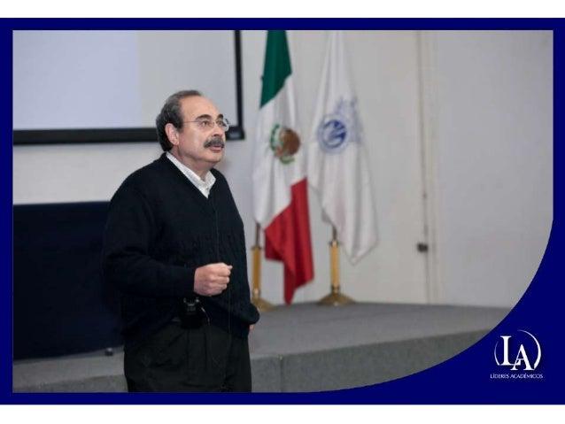 Fotografías de la Conferencia de Abraham Nosnik