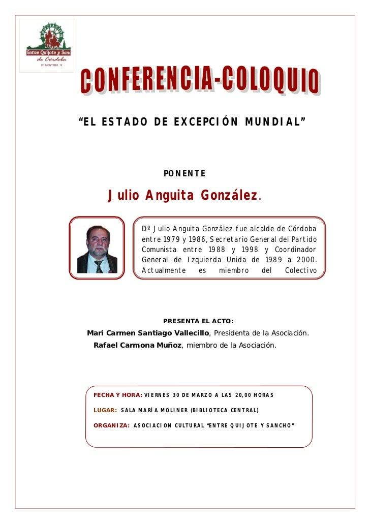 Conferencia anguita