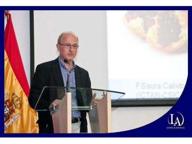 Conferencia Fulgencio Saura