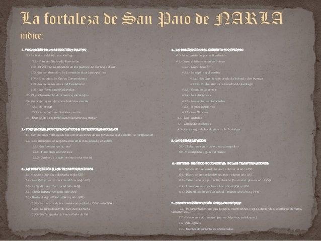    1.- FORMACIÓN DE LA ESTRUCTURA MILITAR                                                                   4.- LA DESCR...