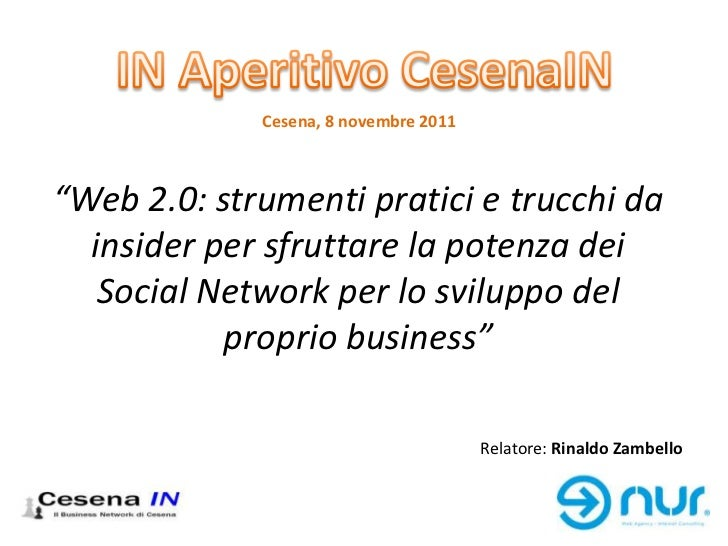 InAperitivo - CesenaIN