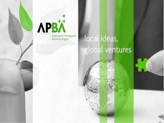 Conferência Nacional Investimento e Empreendedorismo - Associação Portuguesa de Business Angels (Hugo Gonçalves, diretor da APBA)
