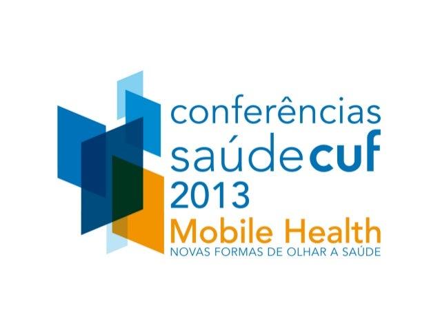 Conferências saúdecuf mHealth presentation by David Doherty