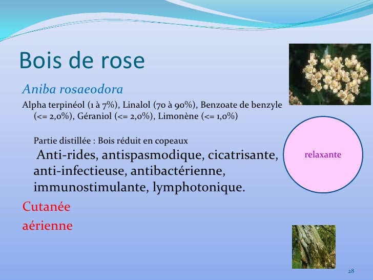 Conf huiles essentielles # Huile Essentielle De Bois De Rose Anti Rides