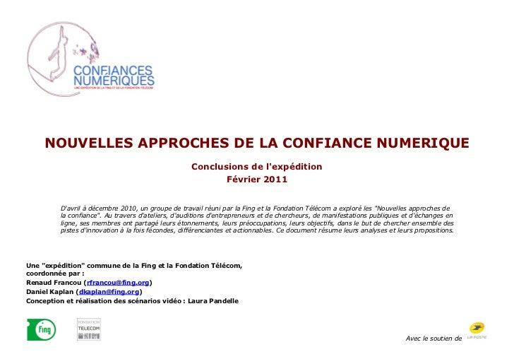 Confiance numerique synthese finale fevrier 2011