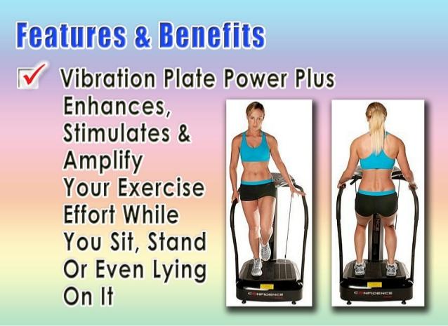 vibration platform fitness machine reviews