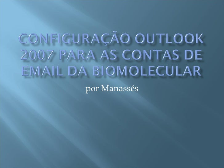por Manassés