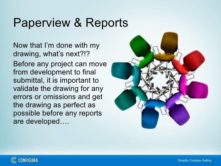 Configura Powerpoint Paperview