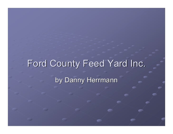 Confinamento herrmann   ford feed yard