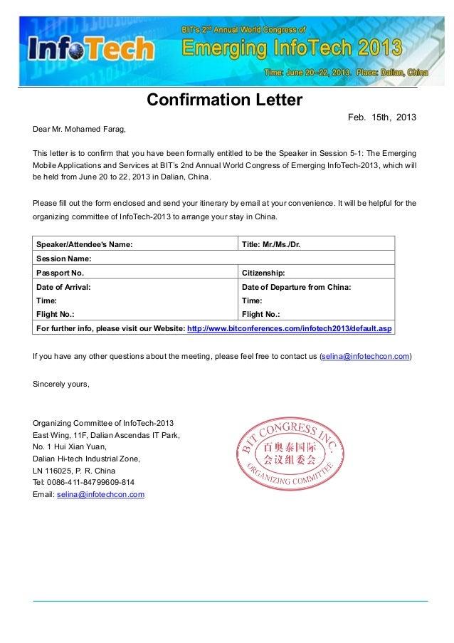 Confirmation letter info tech 2013(1)