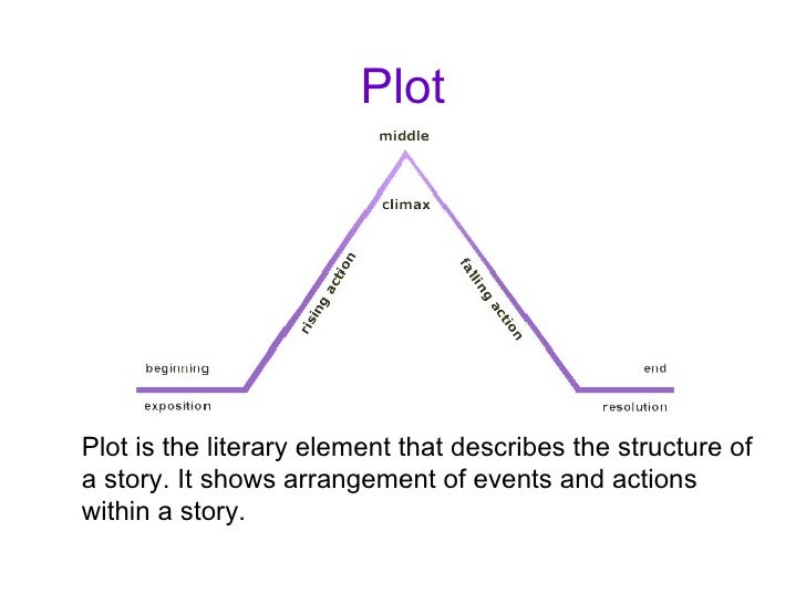 essay on plot and structure