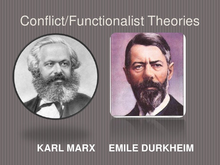 essay theories of emile durkheim