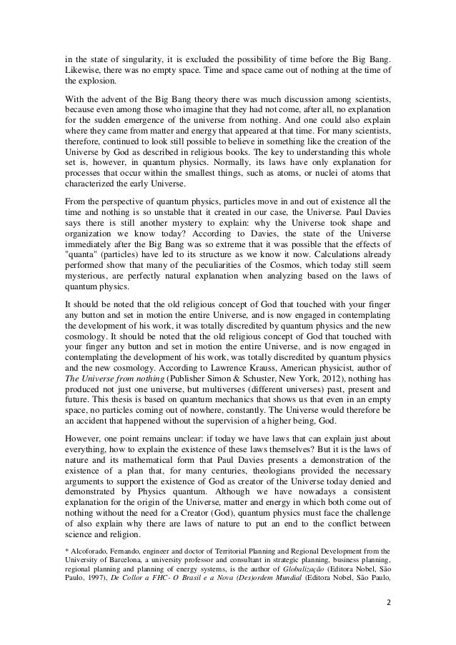 "conflict between science and religion 2 essay The battle between science and religion is regularly declared over, with both sides having reached an amicable truce ""accommodationists"" on both the religious and scientific sides assure us that there is no conflict between these areas, that they deal with separate spheres of inquiry (science ."