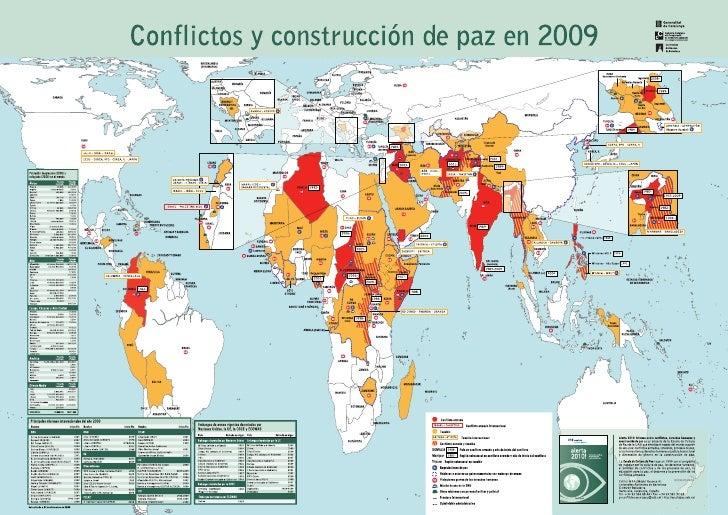 Conflictes 2009