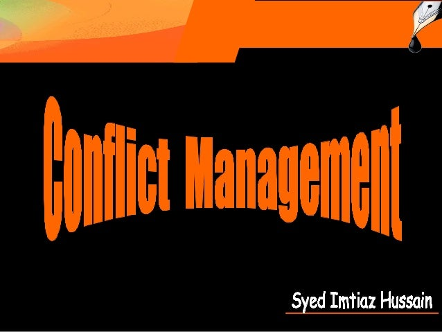 In any situation where groups are working together, there is a possibility of conflict, and taking some steps to address i...