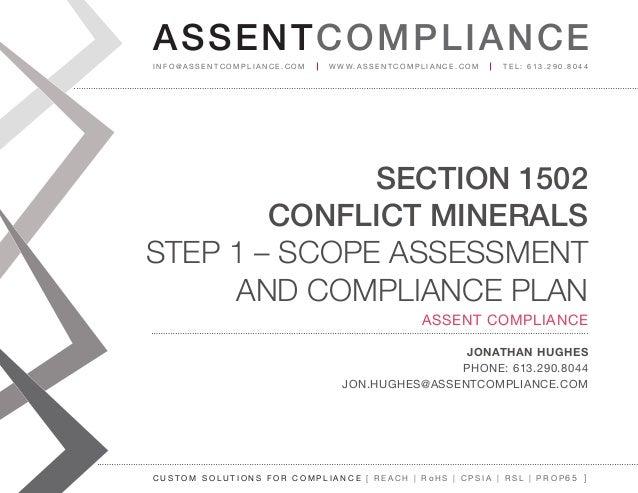 AS SENTCOM PLIANCEinfo@assenTcompliance.com                  w w w. a s s e n T c o m p l i a n c e . c o m   Tel: 613.290...