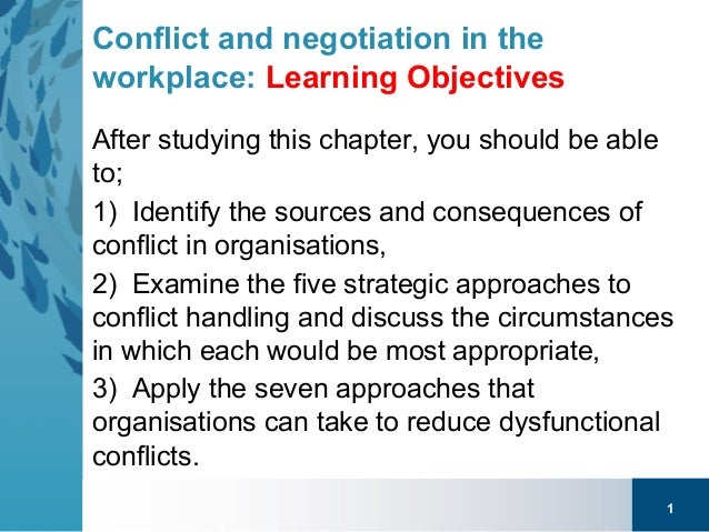 negotiation work conflicts essay At work, the conflict may be when an individual has little or no conflicts with their dissertation or essay on conflict resolution from our professional.