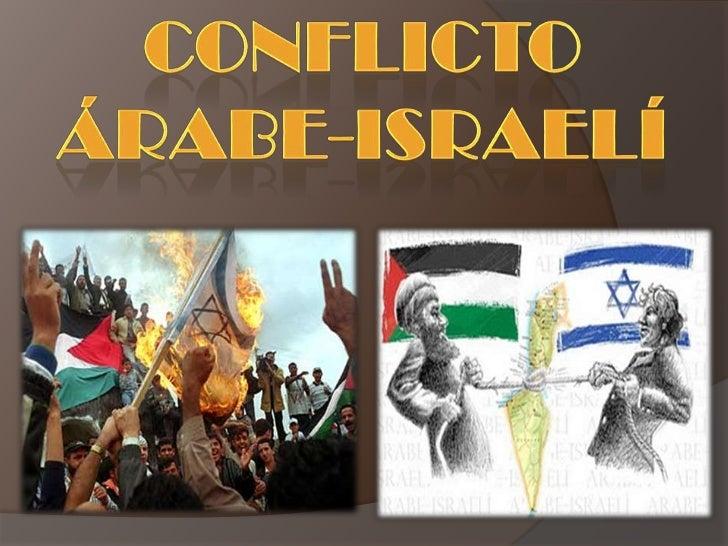 • El Papa Francisco: En esta «atmósfera» de Tercera Guerra Mundial...  - Página 3 Conflicto-arabe-israel-1-728