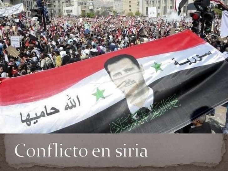  Estado de emergencia desde 1962 Golpe de estado por Baath en 1963 Hafez al-Assad30 años de gobierno Masacre de Hama ...