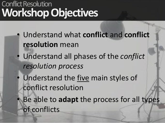 "managing conflict in teams essay Sample essay: ""conflict management plan""  this strategy is the most difficult to implement making it hard to utilize it conflict resolution team building ."