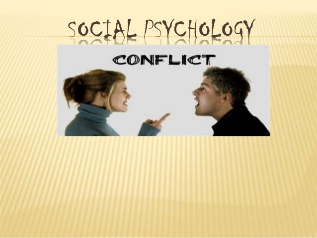 conflict psychology and human relations Keywords: groups performance feedback task conflict relationship conflict  introduction a strong  organizational behavior and human decision processes  92 (2003) 102–112  three possible psychological mechanisms that underlie.
