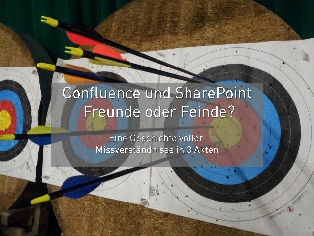 CCD 2013: Confluence und SharePoint - Freunde oder Feinde?