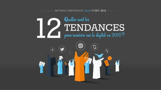 12 Tendances en Marketing Digital pour 2013
