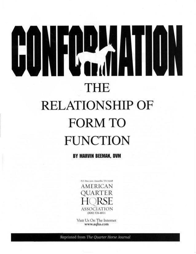 Conformation by dr. beeman