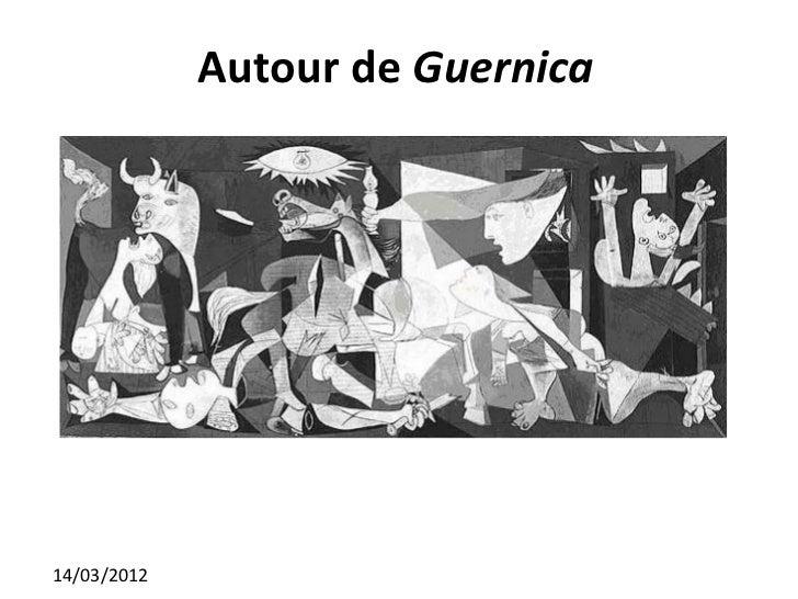 Autour de Guernica14/03/2012