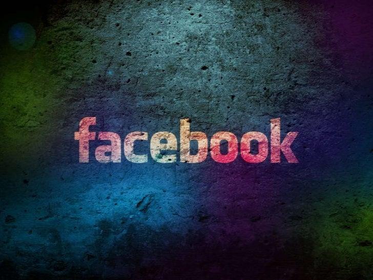 Facebook notice