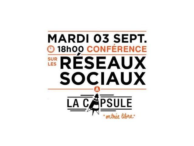 """C'est quoi un réseau social ? """" Un réseau social est un ensemble d'identités sociales, telles que des individus ou des org..."""