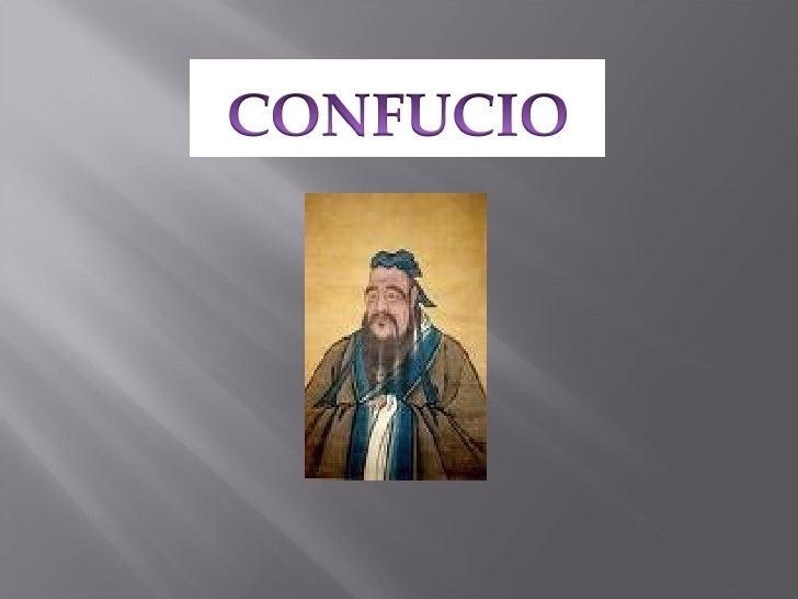 Confucio,Laotse Y Buda