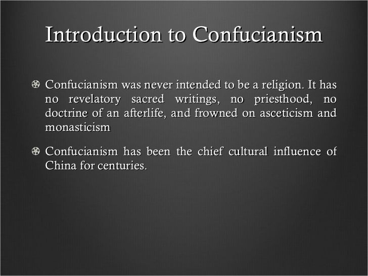 an overview of the history of china and the influence of confucius philosophy Confucius is arguably the most influential philosopher in human history - 'is' because, taking chinese philosophy on its own terms, he is still very much alive recognized as china's first teacher both chronologically and in importance, his ideas have been the rich soil in which the chinese.