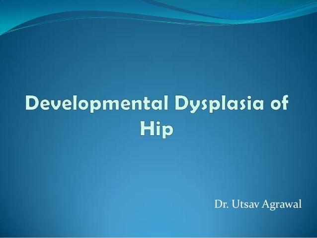 Congenital dislocation of hip_UTSAV
