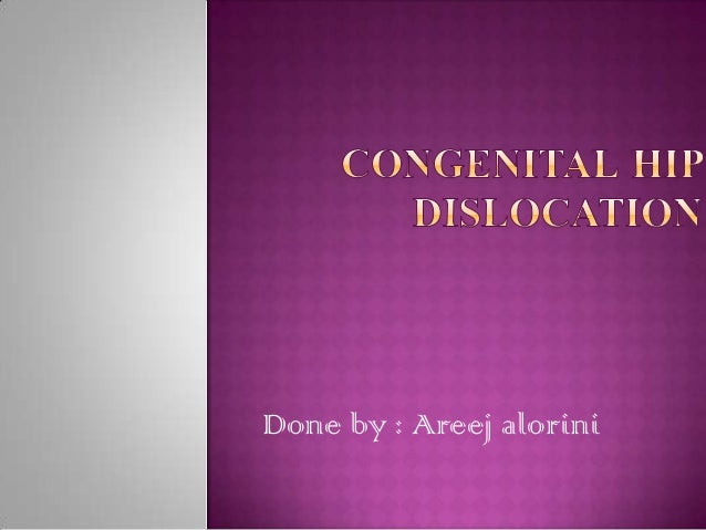 Done by : Areej alorini