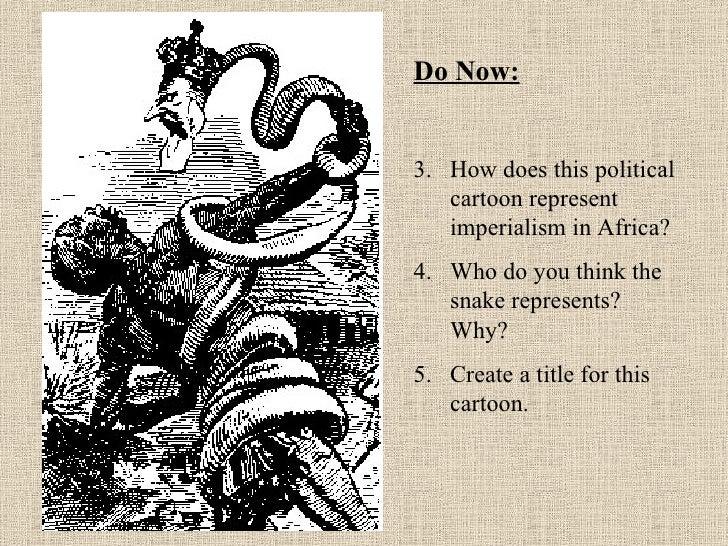 Scramble for africa political cartoon newhairstylesformen2014 com