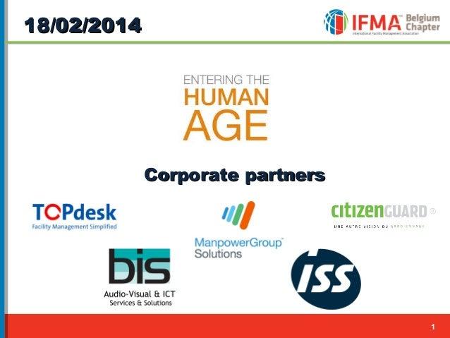 Congres human age ifma 18-2-2014