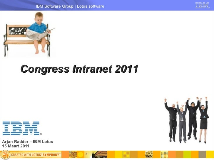 Congres intranet 2011