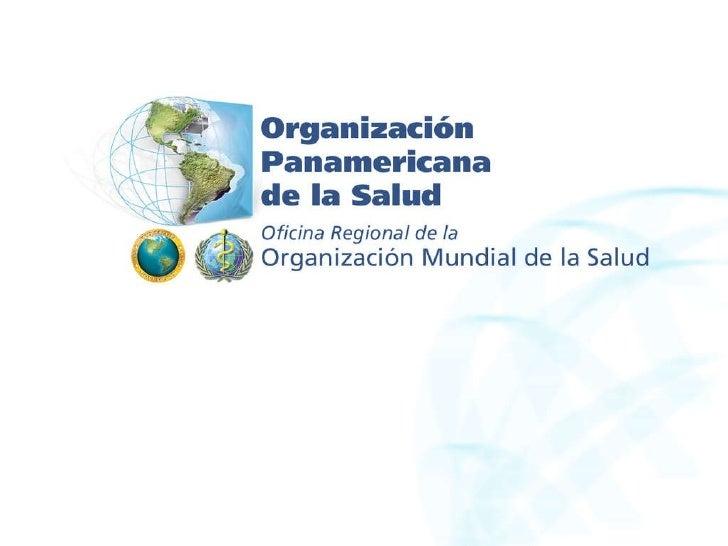 Cooperación técnica y salud pública en la investigación para la salud