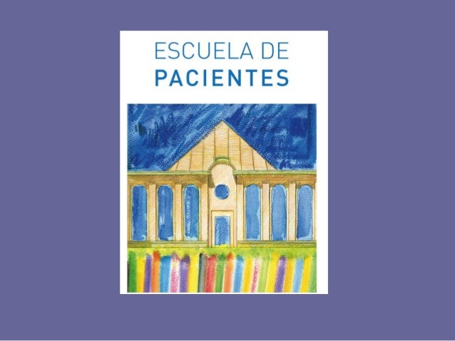 Presentación de la Escuela de Pacientes en el Congreso Nacional de atenció…
