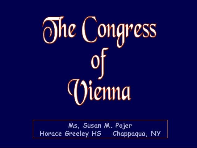 Congress ofvienna