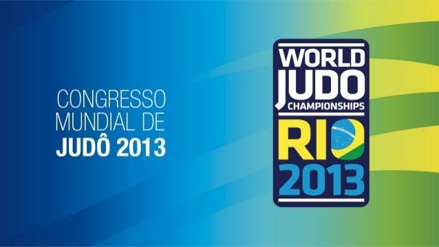 Congresso mundial de judô