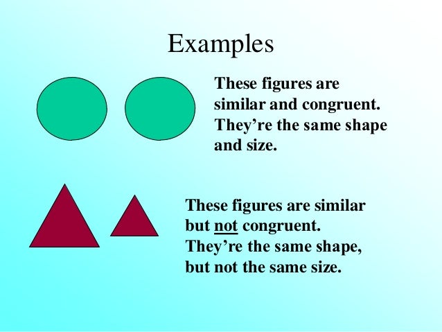 Image result for what does congruent mean
