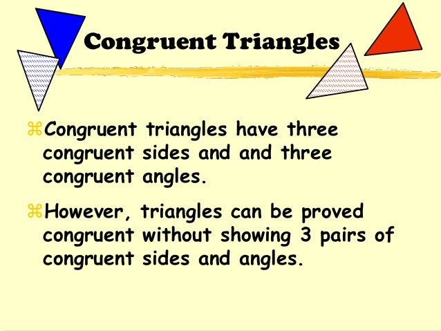 postulates and theorems on triangles Geometry - definitions, postulates, properties & theorems geometry – page 3 chapter 4 & 5 – congruent triangles & properties of triangles postulates 19 side-side-side (sss) congruence.